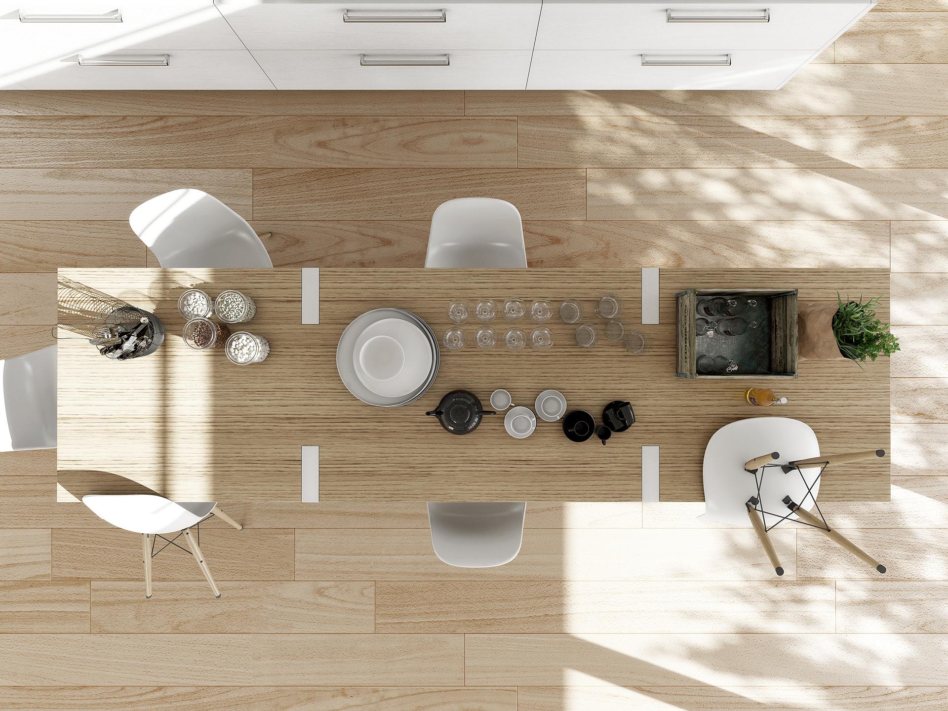 progetto 3d e render fotorealistico di un set soggiorno con i suoi complementi di arredo
